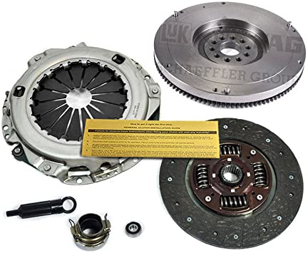 AISIN GENUINE CLUTCH KIT+HD FLYWHEEL TOYOTA 4RUNNER SUV T100 TACOMA 2.7L 4CYL