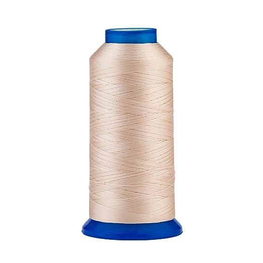 Selric® 1500 yardas Resistente a UV alta resistencia Hilo de Costura de Poliester T70# 69, para tapicería, mercado al aire libre, cortinas, rebordear, ...