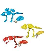 ZJL220 Divertido Dinosaurio Esqueleto Hueso Arena Molde Juguetes de Playa para bebés, niños, niños