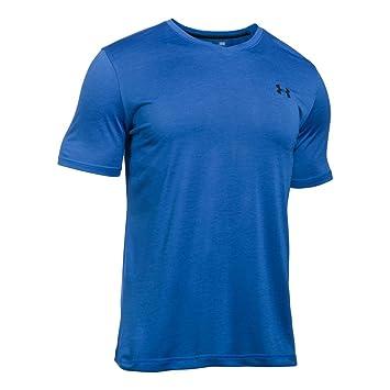 Under Armour UA TECH V-NECK, Camiseta De Manga Corta Para Hombre: Amazon.es: Deportes y aire libre