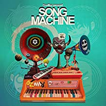 GORILLAZ PRESENTS SONG MACHINE, SEASON 1 (Vinyl)
