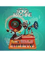 GORILLAZ PRESENTS SONG MACHINE, SEASON 1 (Vinyl)