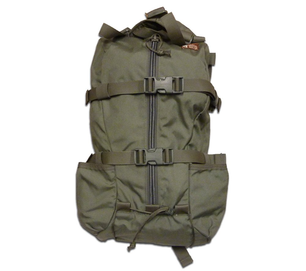 Hill People Gear Tarahumara Backpack (Foliage Green)