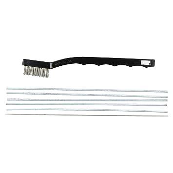 Soldadura de aluminio Lumiweld Reparación de grietas varillas x5: Amazon.es: Bricolaje y herramientas