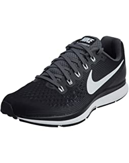 bc4d36a21e178d Amazon.com: Nike Men's Air Zoom Pegasus 34 TB, White/Black, 10 M US ...