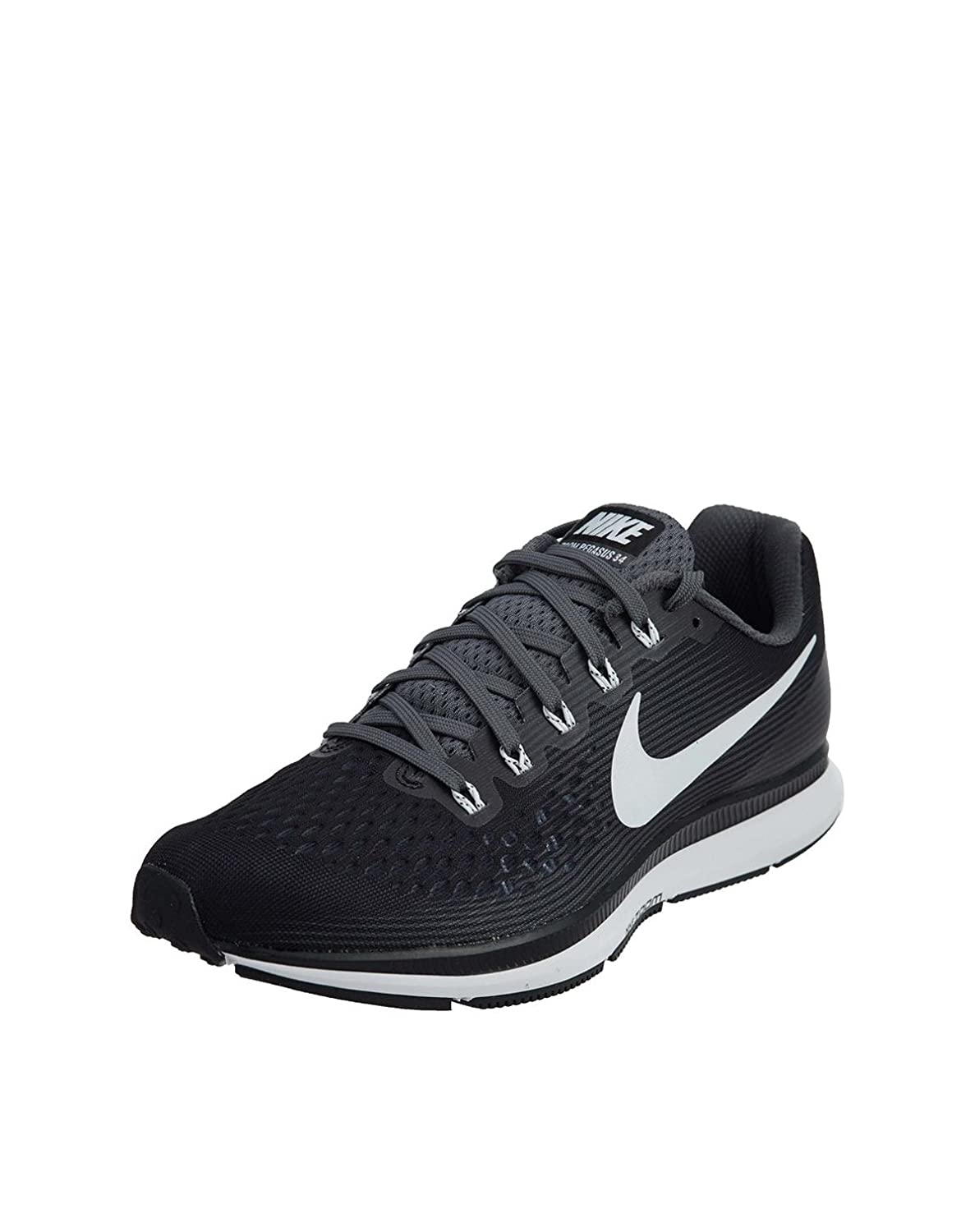 Running – Nike Air Zoom Pegasus 34 Womens BlackDark GreyAnthraciteWhite