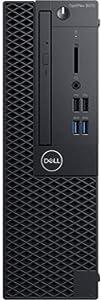 Dell OptiPlex 3070 Desktop Computer - Intel Core i3-9100 - 4GB RAM - 500GB HDD - Small Form Factor