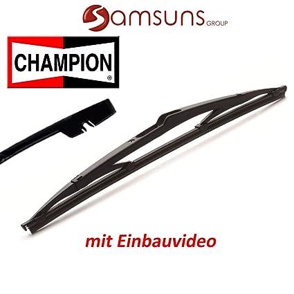 Champion AP29/B01 Aerovantage Escobilla de Plástico Trasera, 29 cm