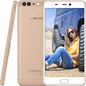 Leagoo T5C móviles Libres - Smartphone de 5.5