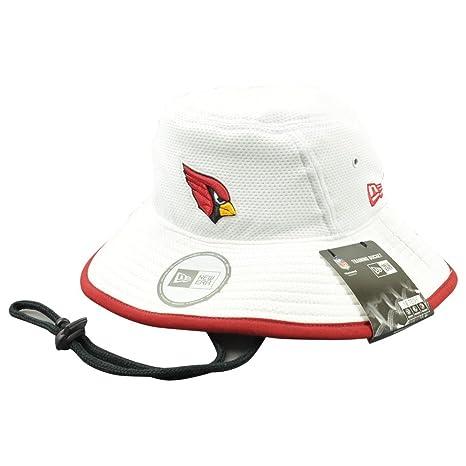 72253fb6e Amazon.com   New Era NFL Arizona Cardinals Training Camp Bucket Hat ...