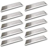 "MTP Pack of 10 2-1/2"" Replace Blade for Craftsman Ronan Handi-Cut 37300 37310 37252 Non OEM Japan Steel"