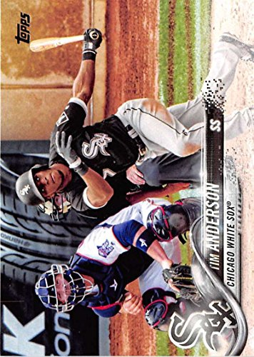Baseball MLB 2018 Topps #252 Tim Anderson White Sox