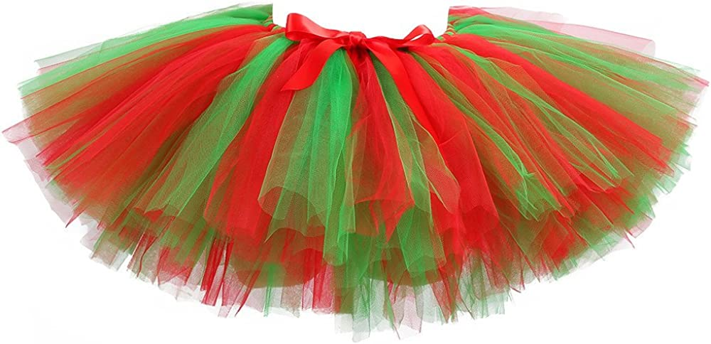 Christmas Ballet Tutu Dance Costume SWEET NOTHING Red Child Sizes