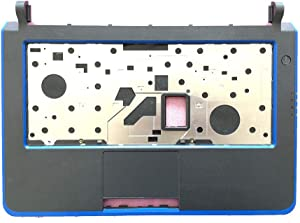 Compatible for Dell Latitude 13 3340 3350 L3340 Blue Palmrest Upper Lid Keyboard Cover RX90M 0RX90M