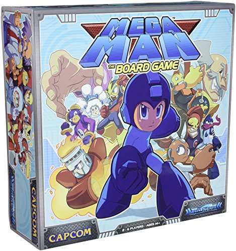 Mega Man: The Board Game by Megaman