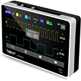 YEAPOOK ADS1013D Handheld Digital Tablet oscilloscope Portable Storage Oscilloscope Kit with 2 Channels, 100Mhz…