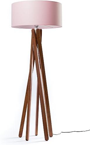 Cadena de Diseño pie TRIPOD con pantalla en color rosa y trípode ...