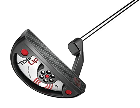 ODYSSEY Toe Up 9 w Superstroke Putter