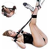 SM Toy Hand und Fußfesseln mit (Augenbinde)   Paloqueth Fesselset Für die Fesseln Lust   SM Sexspielzeug für Einsteiger und Erfahrene