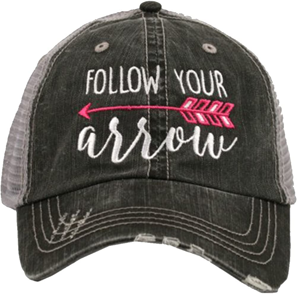 Katydid Follow Your Arrow...