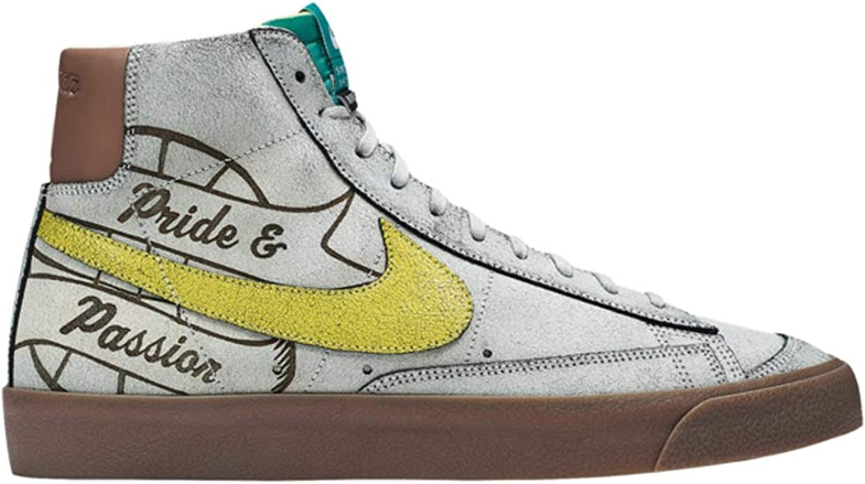 Difuminar Viento Cósmico  Amazon.com   Nike Men's Shoes Ben Simmons x Blazer Mid 77 Pregame Pack -  Motivation CW6016-100   Fashion Sneakers