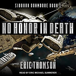No Honor in Death Audiobook