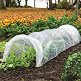 ZCINT Garden Poly Tunnel with Hoop,Plant Cover for Seedling Growth,Giant Easy to use