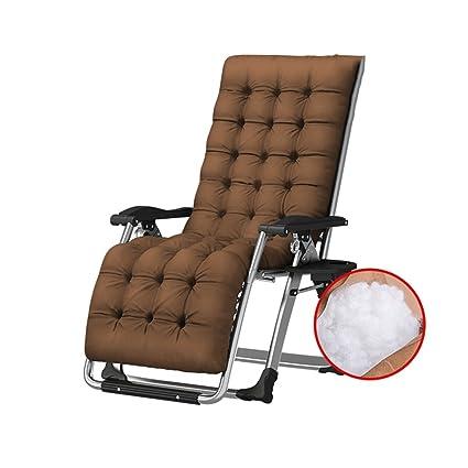 Amazon.com: Silla plegable reclinable de ocio con diseño de ...