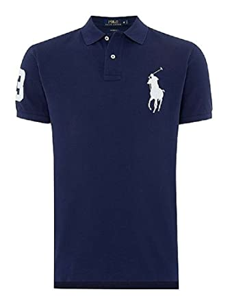 Polo Ralph Lauren 710655399001 Polo Homme Bleu L