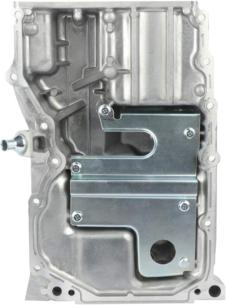 Aintier Engine Oil Pan for Mazda 3 2.0L 2.3L with OE 264051 MZP07A Oil Drip Pan Oil Change Pan