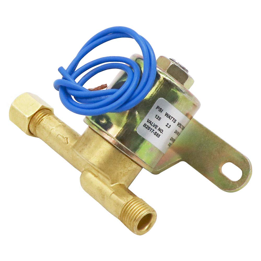 AMI PARTS 4040 Blue Solenoid Valve Replacement for Humidifier 24V 2.3W, B2017-S85