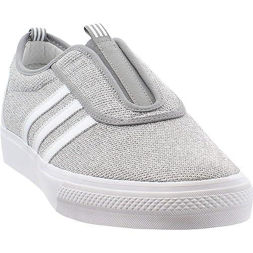 fd9441502367cd adidas Skateboarding Men s Adi-Ease Kung-Fu Charcoal Soild Grey Footwear  White