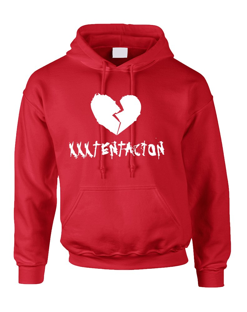 Allntrends Adult Hoodie Xxxtentacion Trendy Top Hot Cool Rap Sweatshirt