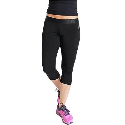 Reebok Wor Capri b86320 Pantalones de Deporte de Mujer/Pantalones ...