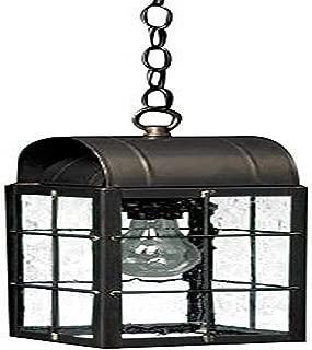 product image for Brass Traditions 122 SHDB Medium Hanging Lantern 100 Series, Dark Brass Finish 100 Series Hanging Lantern