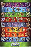 Skylanders Swap Force Grid Poster 22 x 34in