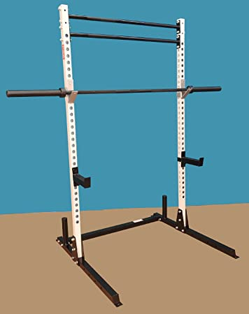 TDS Mega Open Rack Squat Stand Gym with 2 Chin Up Bars