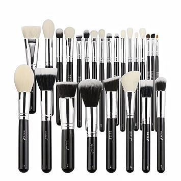 Amazon Com Beili Professional Makeup Brush Full Set 25 Pieces
