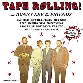 bunny lee friends va tape rolling amazon com music