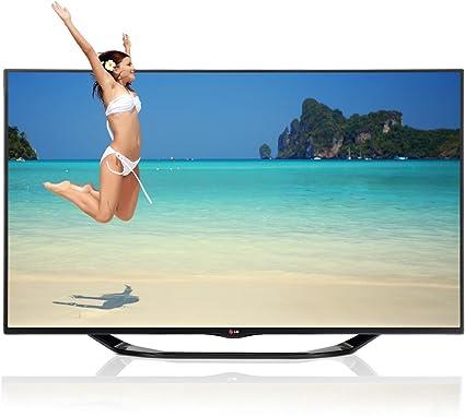 LG 60LA7408 152 cm (60 Pulgadas) Cinema 3D – Televisor con retroiluminación LED (eficiencia energética A +, Full HD, 800 Hz MCI, Wi-Fi, DVB-T/C/S, Smart TV) Negro con 3D Videocámara: Amazon.es: Electrónica