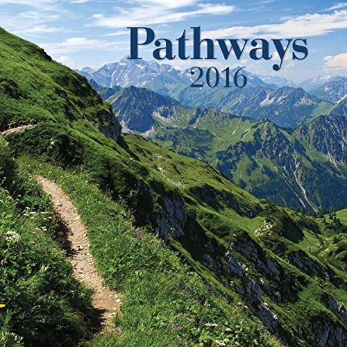 Turner Pathways 2016 Mini Wall Calendar, 7 x 7 inches (8950014)