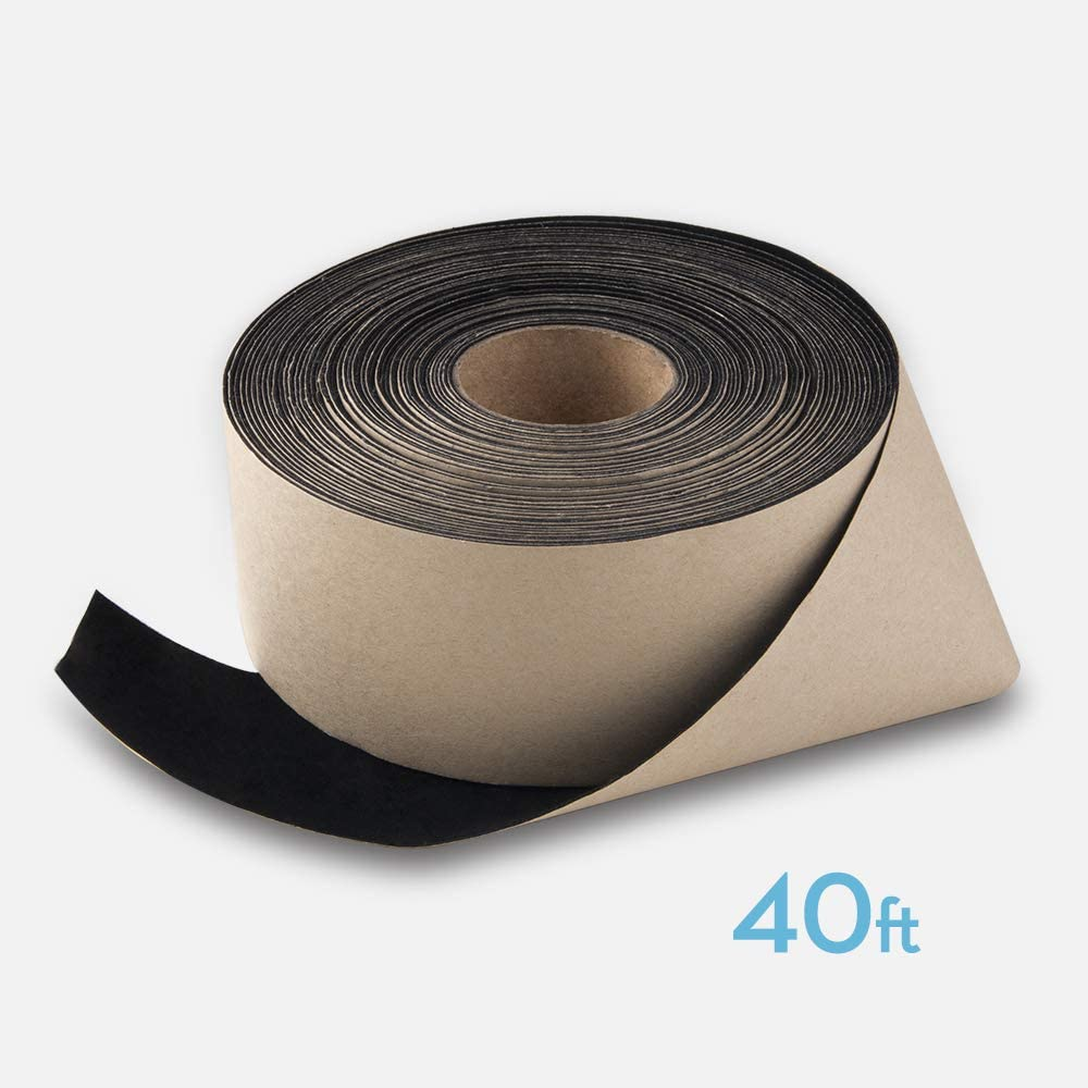 Black Felt Enly Border Tape for Projection TV Screen b... 2 inches x 50 feet