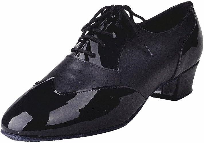 Jig Foo Mens Standard Dance Shoes