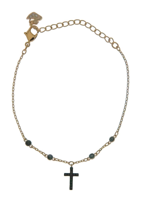 Amazon.com  Swarovski Mini Cross Bracelet 359ee0beb