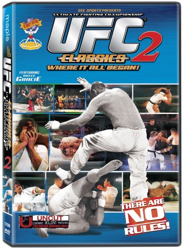 UFC Classics, Volume 2: Where It All Began! - Stores Orlando Outlets