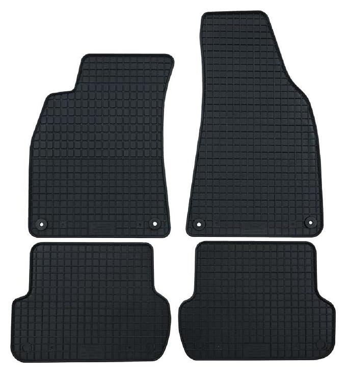 Original Mercedes Fußmatten Gummimatten Satz 4-teilig vorne hinten GLA X156