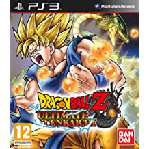 Dragon Ball Z - Ultimate Tenkaichi (PS3) (UK IMPORT)