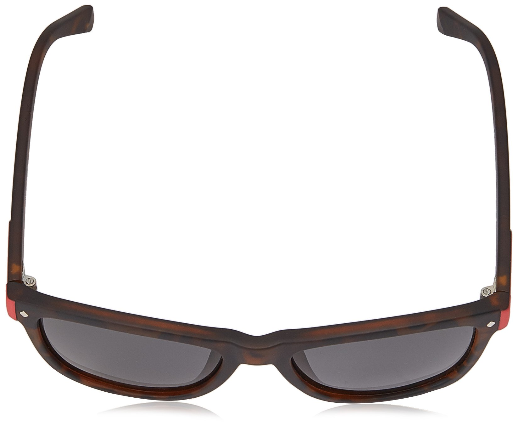 Polaroid Sunglasses Girls' Pld8025s Polarized Rectangular Sunglasses, MATT HVNA, 48 mm by Polaroid Sunglasses (Image #4)