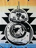 (ペンドルトン) PENDLETON スターウォーズビーチタオル BB-8 19378012377000