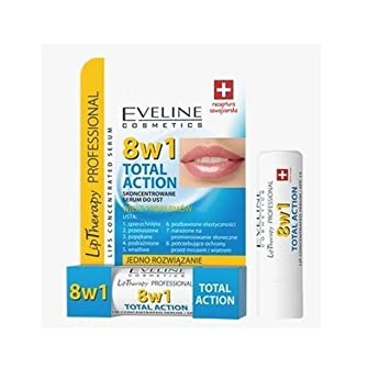 EVELINE 8 in 1 Total Action Intensive Nail Conditioner 12ml EV006